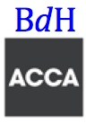 BdH Chartered Certified Accountants Logo